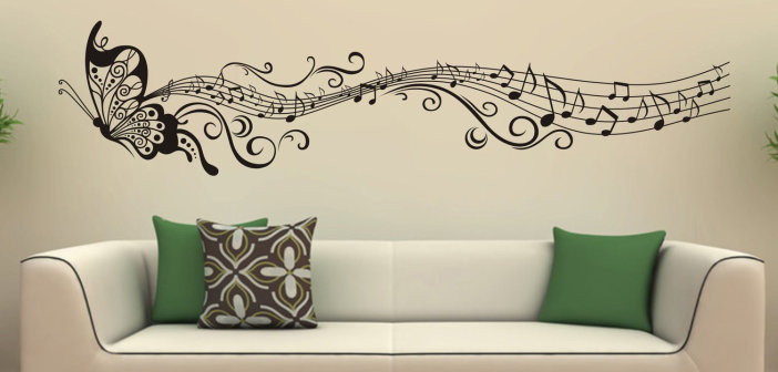 Wall Graphics: Why Wall Decals Are The Perfect Gift