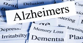 Alzheimers Concept Horizontal