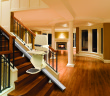 stairs interior unfurnished house