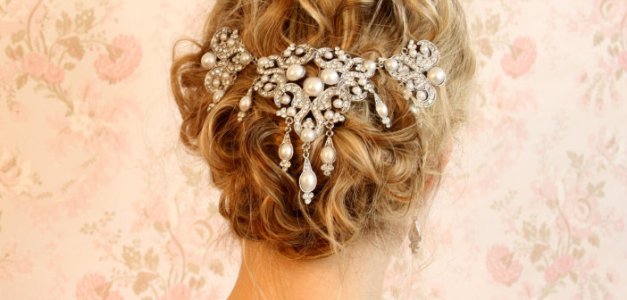 Bride Hairstyles: What is New this Year