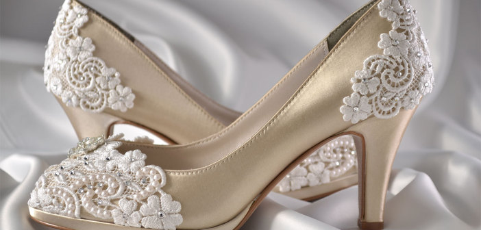 Top 3 Styles of Bridal Shoes of the Year