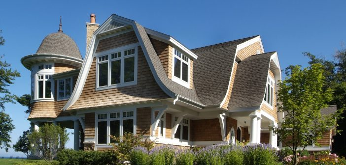5 Incredible Shingle Designs for your Roof Replacement