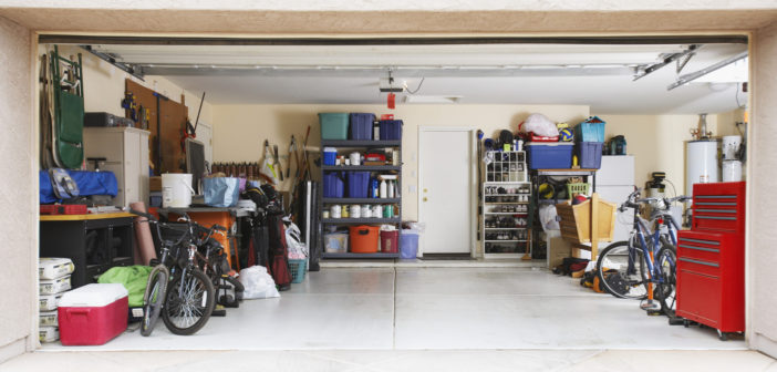 4 Storage Solutions for Your Garage